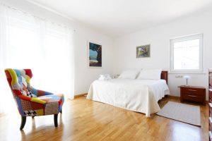 Double bedroom in Villa Župa