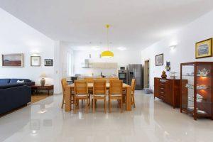 Dining room and kitchen | Villa Župa